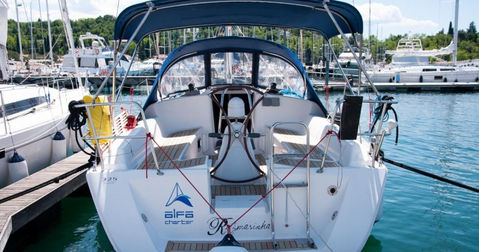 Hire Sailboat with or without skipper Dufour Portorož