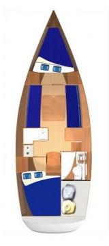 Boat rental Dufour Dufour 325 GL in Portorož on Samboat