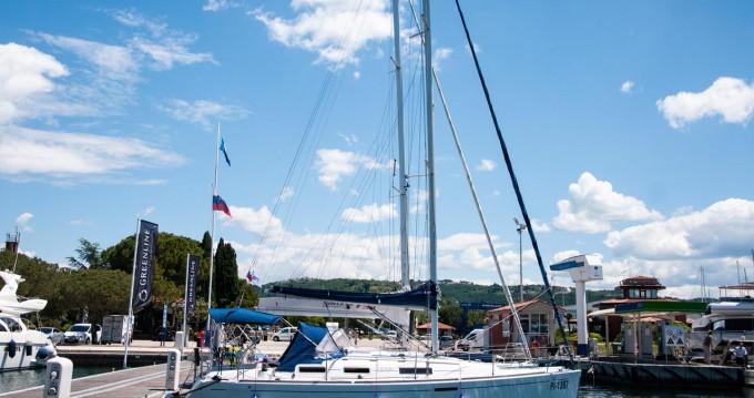 Rental yacht Portorož - Dufour Dufour 325 GL on SamBoat