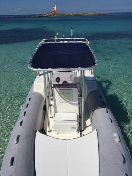 Rental yacht La Savina - Master Master 730 DIVING on SamBoat