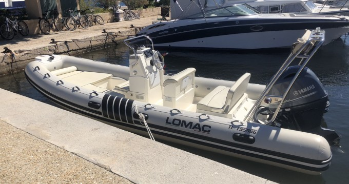 Rent a Lomac Lomac 600 IN Bandol