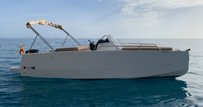 Hire Motorboat with or without skipper Nuva Port d'Andratx