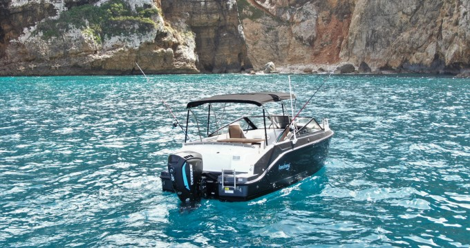 Rental yacht Dénia - Quicksilver Quicksilver 590 Cruiser on SamBoat
