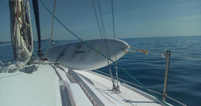 Rental Sailboat in Agde - Jouet 24