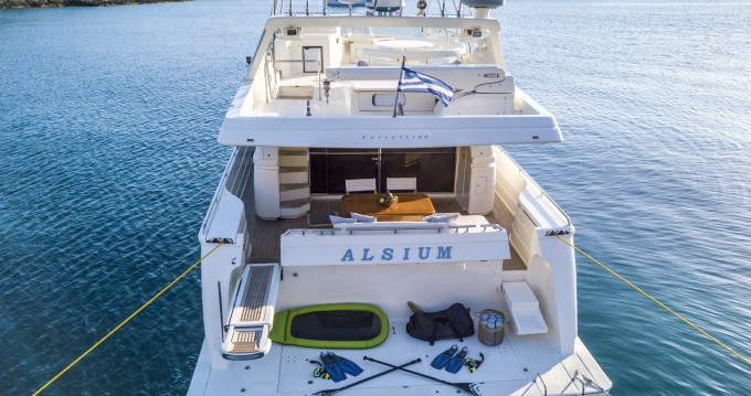 Boat rental Ferretti Ferretti 680 in Agios Kosmas on Samboat