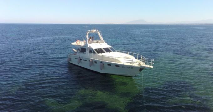 Rental yacht Marsala - Raffaelli 42 on SamBoat