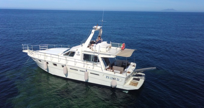 Boat rental Marsala cheap 42