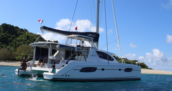 Catamaran for rent Madagascar at the best price