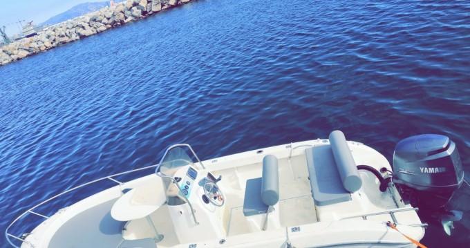Rent a Sessa Marine Key Largo 19 Marseille