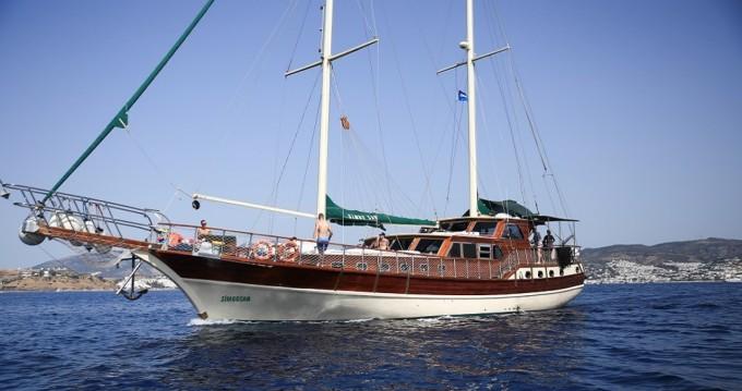 Boat rental Kaş cheap Ketch