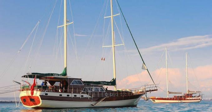 Rental yacht Kaş - Custom Ketch on SamBoat