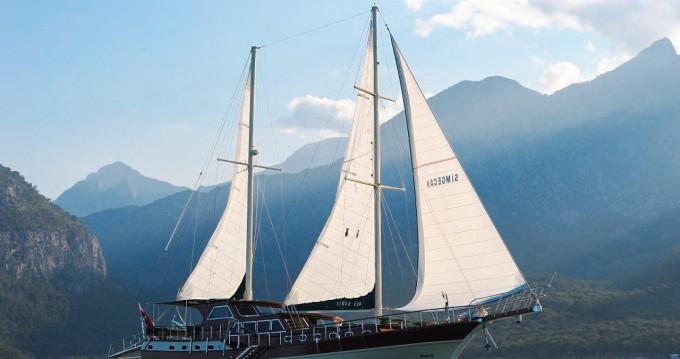 Boat rental Custom Ketch in Kaş on Samboat