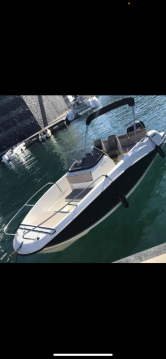 Rental yacht Old Port of Marseille - Quicksilver Activ 605 Open Pack Sport on SamBoat