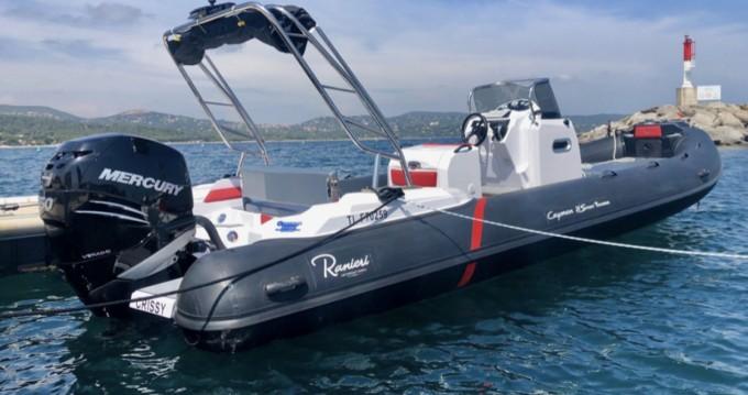 Rental yacht Old Port of Marseille - Ranieri Cayman 26 Sport on SamBoat