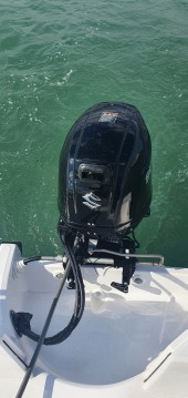 Boat rental Milos cheap Compass 150 CC