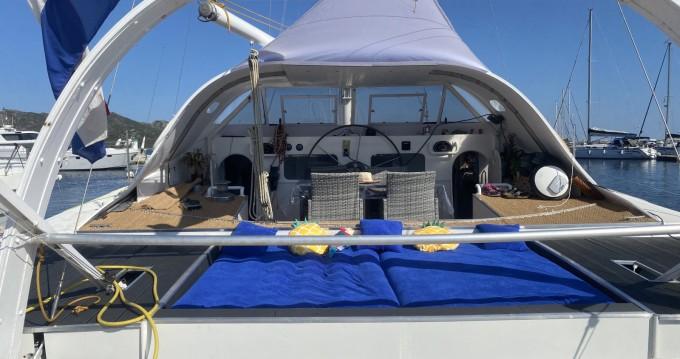 Rental Catamaran in Saint-Florent - kellsal CATAMARAN
