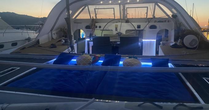 Boat rental Saint-Florent cheap CATAMARAN