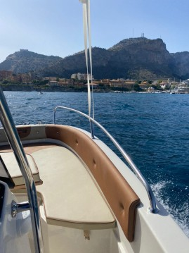 TRIMARCHI 57 S between personal and professional Porto di Balestrate