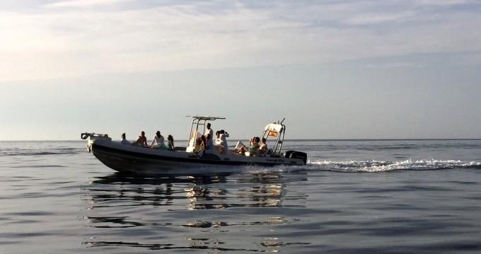 Rental yacht Port d'Andratx - Nuova Jolly King 990 on SamBoat