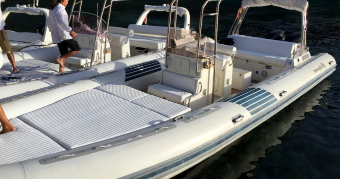 Hire RIB with or without skipper Nuova Jolly Port d'Andratx