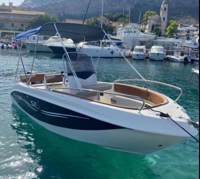 Boat rental TRIMARCHI 57 S in Porto di Balestrate on Samboat