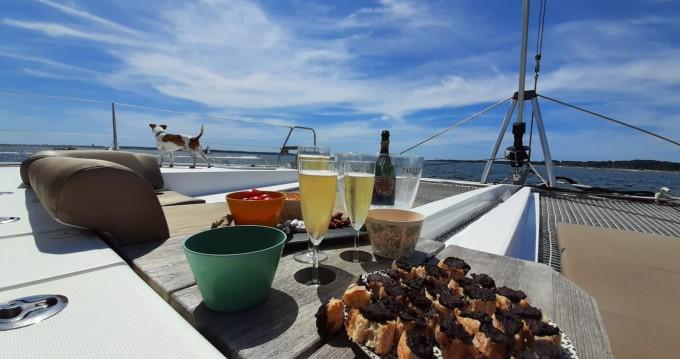 Rental Catamaran in Arcachon - Nautitech Nautitech 46