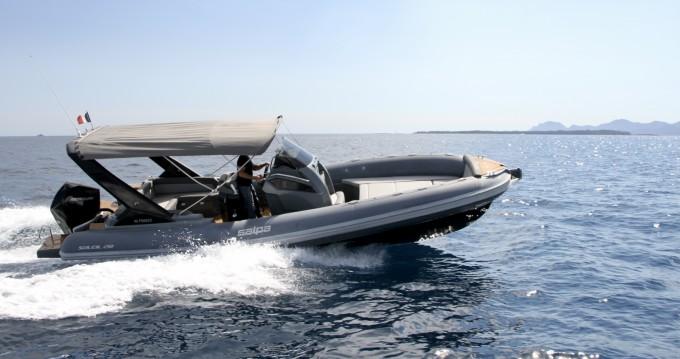 Boat rental Salpa Soleil 28 in Antibes on Samboat