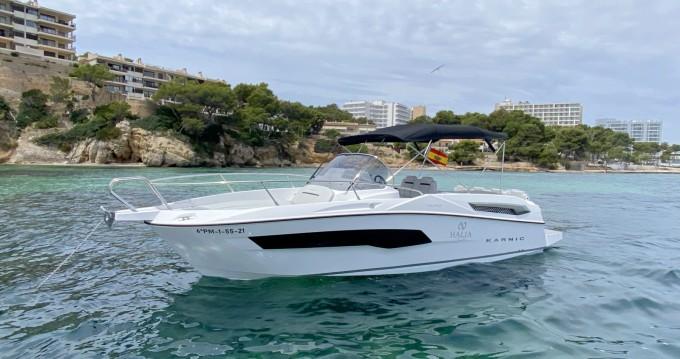 Boat rental Puerto Portals cheap SL702