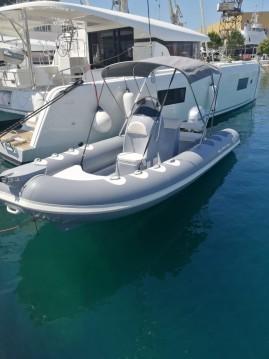 Rental RIB in Trogir - Bura Bura 560