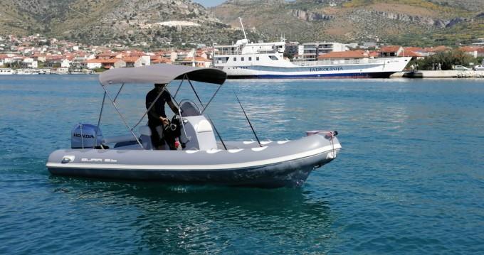 Rental yacht Trogir - Bura Bura 560 on SamBoat