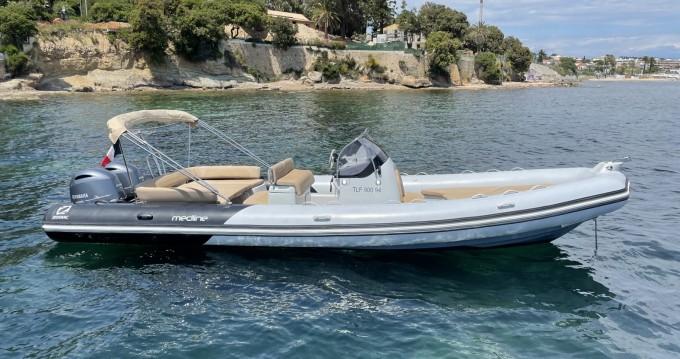 Rental yacht Cannes - Zodiac Medline 850 on SamBoat