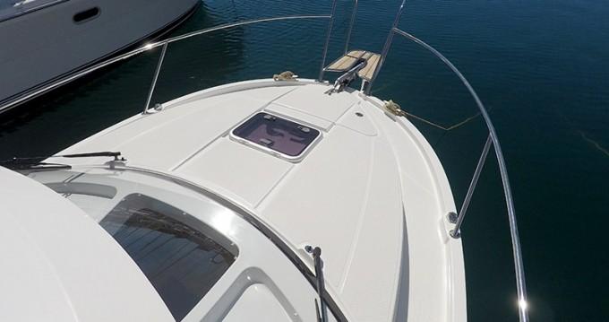 Rental Motorboat in Šibenik - Bénéteau Antares 8 OB