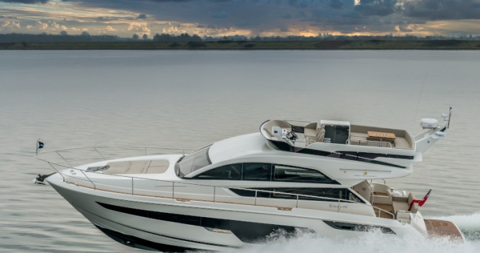 Boat rental Seget Donji cheap Fairline Squadron 50