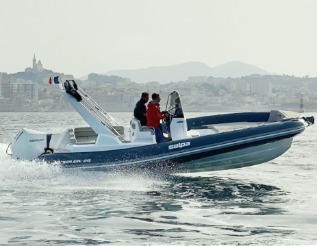 RIB for rent Paxoi at the best price