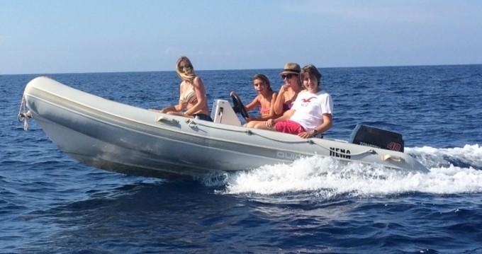 Rental yacht Port d'Andratx - Quicksilver Quicksilver 450 on SamBoat