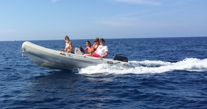 RIB for rent Port d'Andratx at the best price
