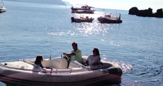 Hire RIB with or without skipper Avon Port d'Andratx
