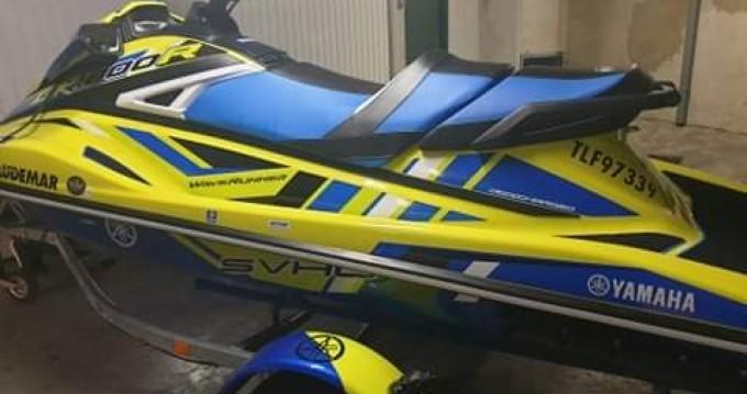 Boat rental Yamaha GP 1800 in Ajaccio on Samboat
