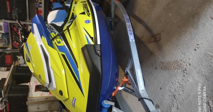 Rent a Yamaha GP 1800 Ajaccio