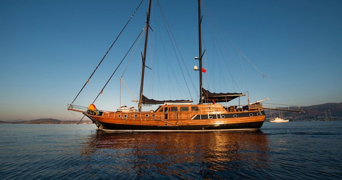 Custom Made KETCH between personal and professional Chamoliá
