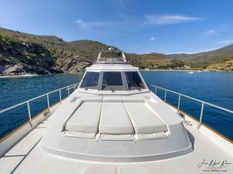 Rental Motorboat in Dénia - Astondoa A165