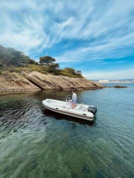 Boat rental Capelli Capelli 505 in La Ciotat on Samboat
