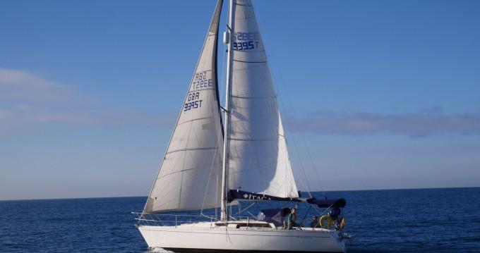 Rental Sailboat in Barcelona - Jeanneau Sunshine 36