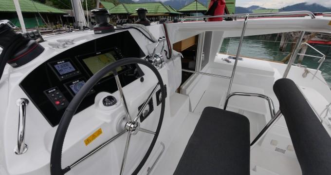 Rental yacht Ko Chang - Lagoon Lagoon 400 S2 on SamBoat