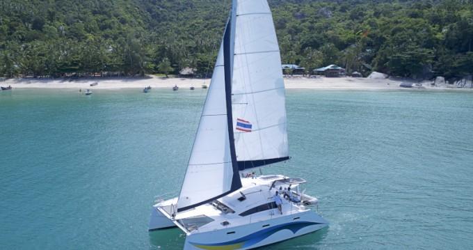 Rental yacht Ko Chang -  Island Spirit - 410 on SamBoat