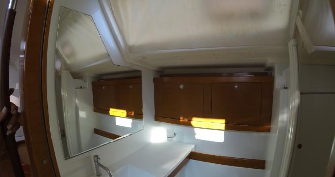 Rental Sailboat in Ko Chang - Bénéteau Oceanis 54