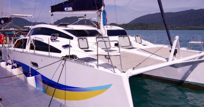 Boat rental Ko Chang cheap Island Spirit 380