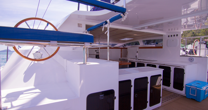 Hire Catamaran with or without skipper  Ko Chang