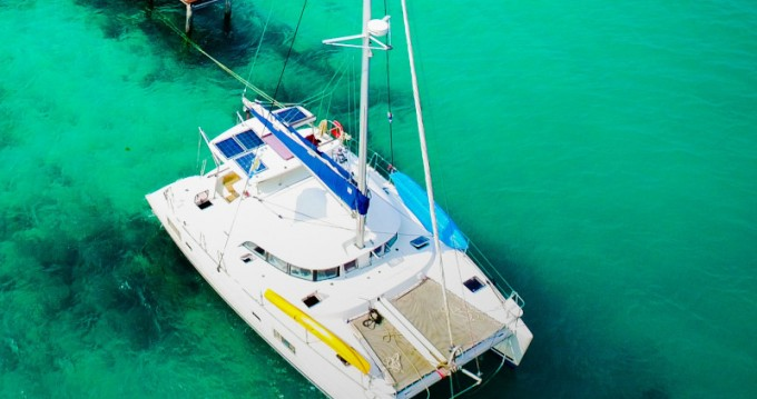 Rental Catamaran in Ko Chang - Lagoon Lagoon 380