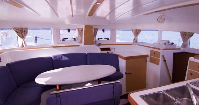 Lagoon Lagoon 380 between personal and professional Ko Chang